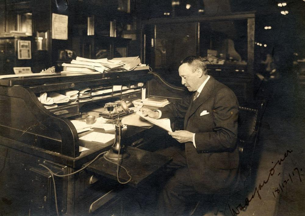 HSBC's agent in New York.