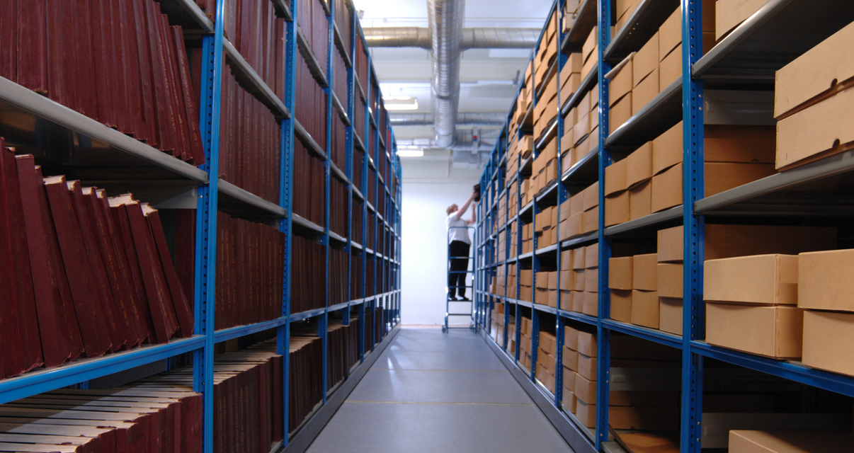 Managing Business Archives